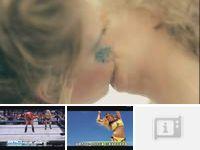 视频简介:胸罩都打掉了 美国野蛮女子挑战赛