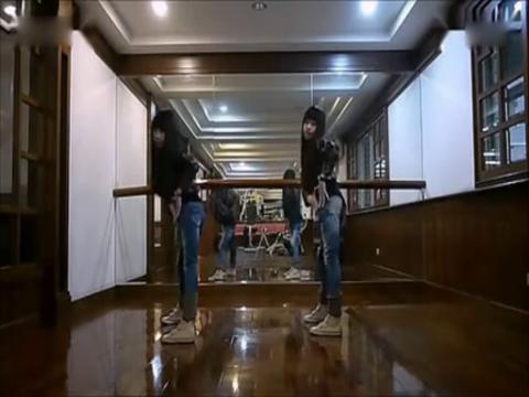 【美女】舞蹈 萝莉双胞胎姐妹花模仿少女时代骨盆舞