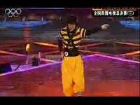 简单易学现代 舞蹈 街舞男子单人dance