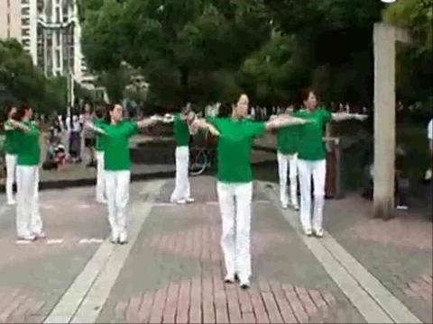 僵尸舞教学视频-佳木斯快乐舞步健身操上海虹桥镇黄