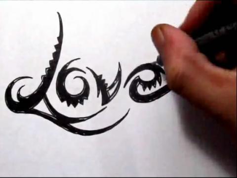 纹身图腾方面设计景观内容分享图案设计师需要培训的图片图片
