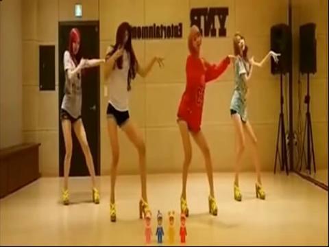 舞蹈教学视频 现代舞简单好看的爵士舞镜面分解动作
