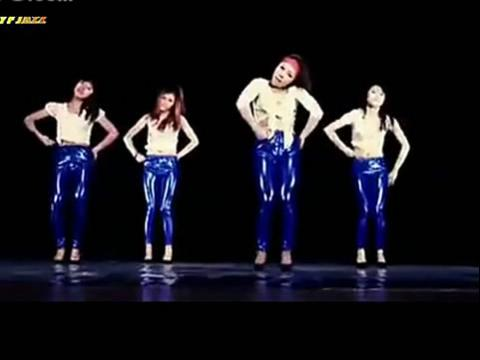 舞蹈视频 入门爵士舞
