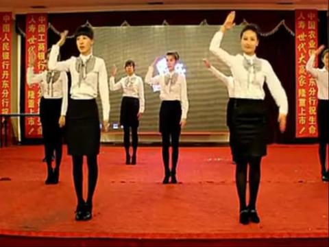 手语舞蹈教学-感恩的心的手语舞