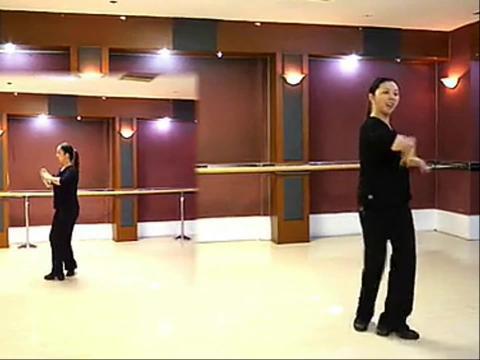 糖豆广场舞课堂 印度美女