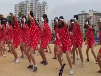 exo 狼与美女 wolf 韩国男生舞蹈模仿版