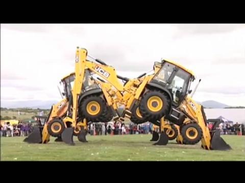 挖掘机动画集 挖掘机演动画 挖掘机演 我想学挖掘机