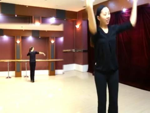 广场舞 印度美女 糖豆广场舞课堂