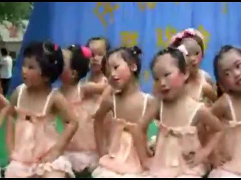 幼儿舞蹈视频 牛奶歌 六一儿童舞蹈