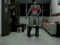 韩国爆乳美女热舞