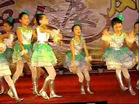 儿童舞蹈 茉莉花 舞蹈教学视频