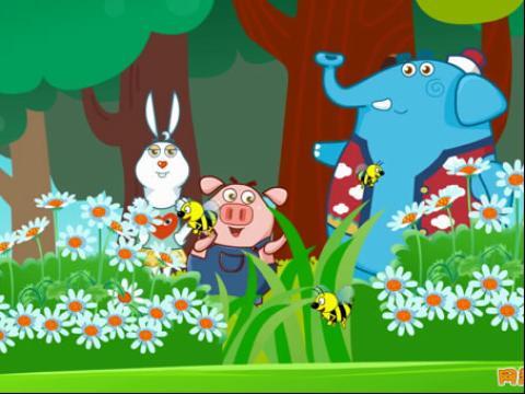 春天在哪里 - 小蓓蕾儿歌