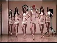 韩国人气美女热舞