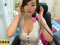 韩国美女主播热舞