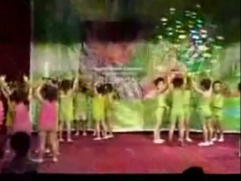 61幼儿舞蹈《谁不乖》
