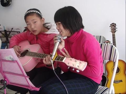 吉他弹唱 风吹麦浪