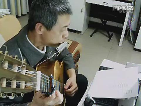 滴答-口琴加吉他