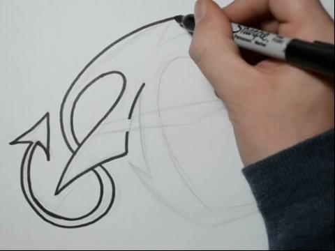 纹身 学画画