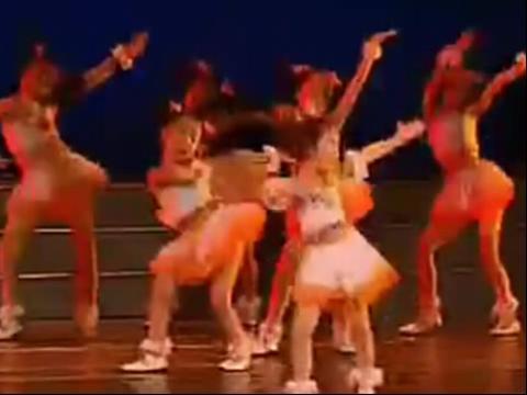 少儿舞蹈大赛幼儿舞蹈视频《嘿!小可爱》