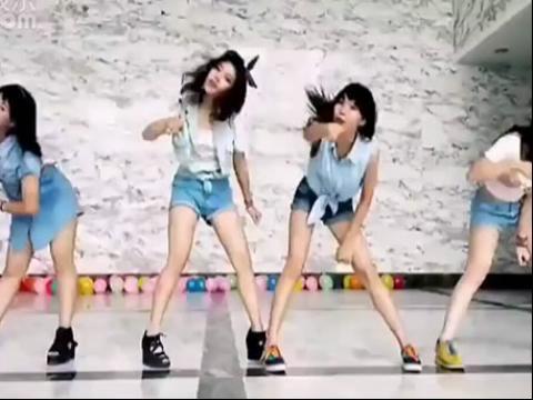 舞蹈教学视频适合自学舞蹈视频现代舞舞蹈教学丸子控
