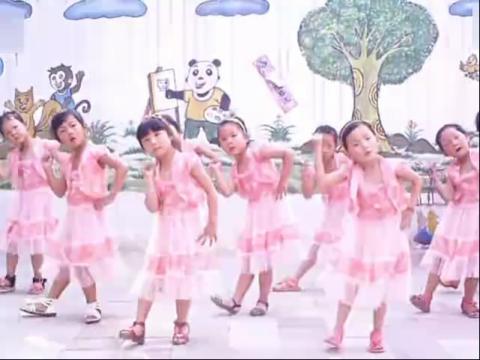 少儿舞蹈《最炫民族风》