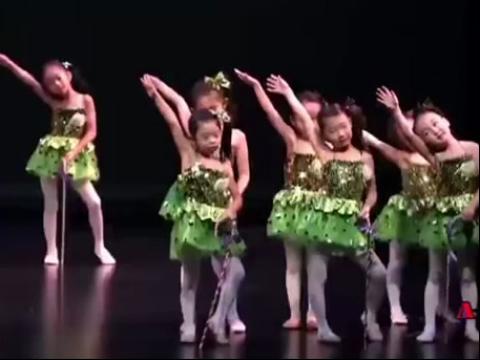 《大眼睛》幼儿舞蹈视频大全最新