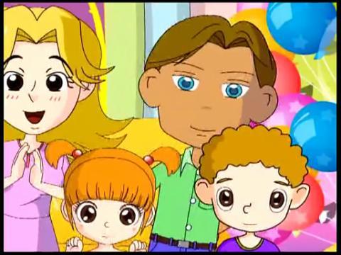英语动画片