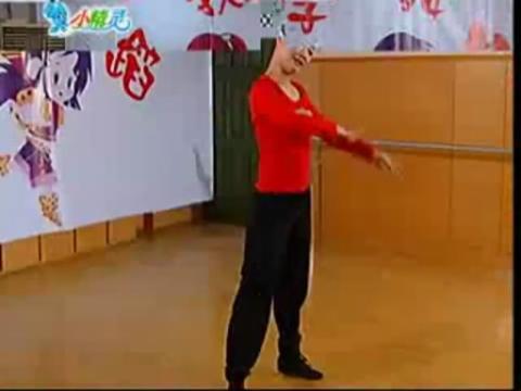 现代舞《眉飞色舞》儿童舞蹈视频大全