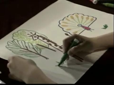 怎样学画画视频教学