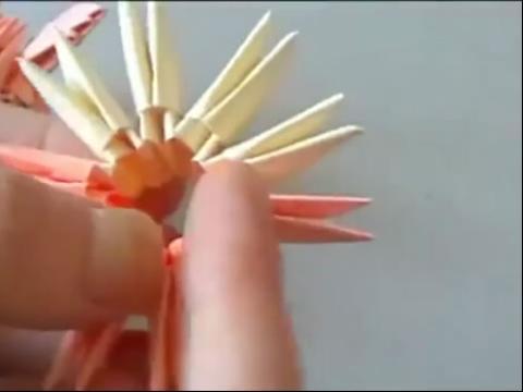 手工折纸大全_diy手工折纸立体3d迷你兔子折法