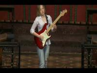 美国吉他美女tiffanyjoallen