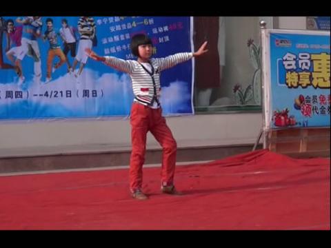 儿童舞蹈《最炫民族风》