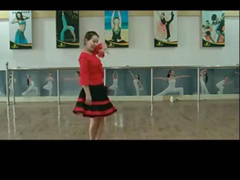 美久广场舞 印度美女教程