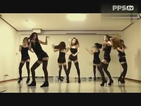 韩国性感美女热舞