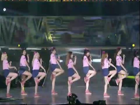少女时代2013日本二巡