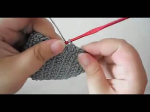 宝宝鞋编织视频 时尚毛线编织视频教程