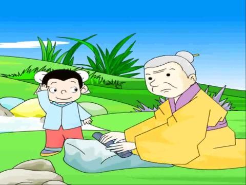 儿童故事 -儿童睡前故事大全之磨杵成针