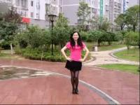 黑丝袜美女教学广场舞:大姑娘美