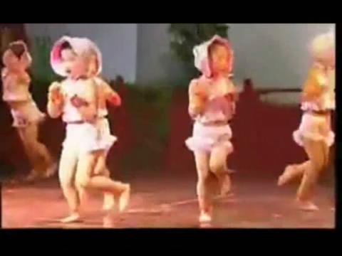 [少儿舞蹈教学视频大全-我爱洗澡