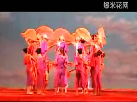 红》少儿现代舞