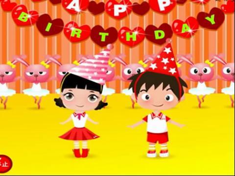 祝你生日快乐歌简谱 祝你生日快乐