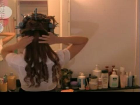 可爱短发造型 短发女生怎么扎简单好看