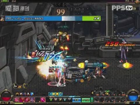 dnf视频:30秒神剑梁月