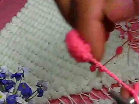披肩和围巾织法