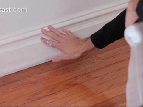 教你如何保护家里的木地板