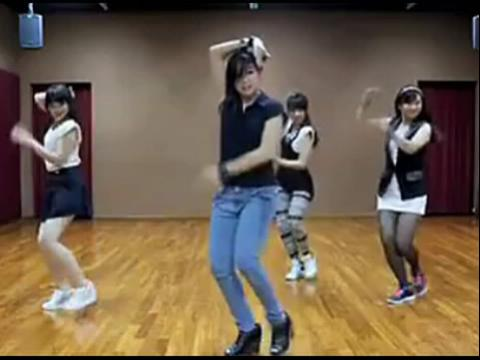 2013年最简单的现代舞舞蹈教学视频-danger