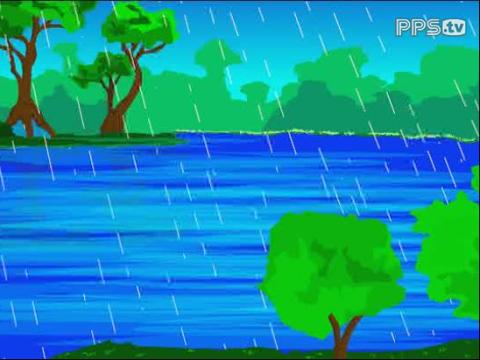 小雨沙沙沙_儿童歌曲视频