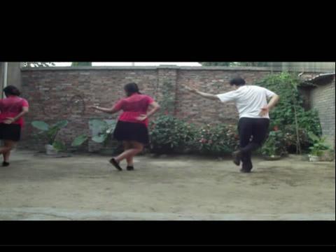 广场舞蹈视频-桃花广场舞醉月亮