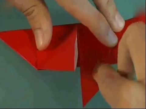 折纸大全◆diy手工折纸小蝴蝶 折法教学