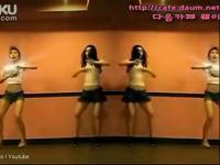 性感韩国美女舞蹈教学